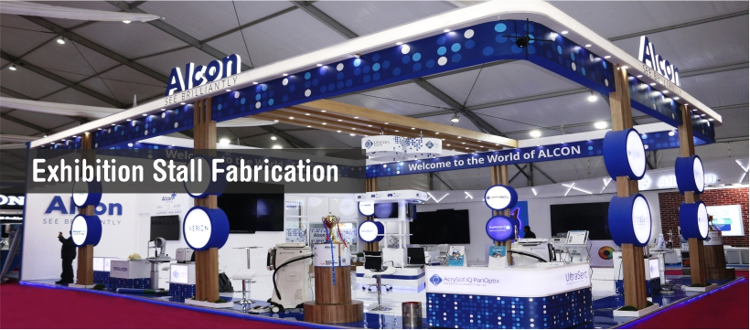 Stall Fabrication Banner mob
