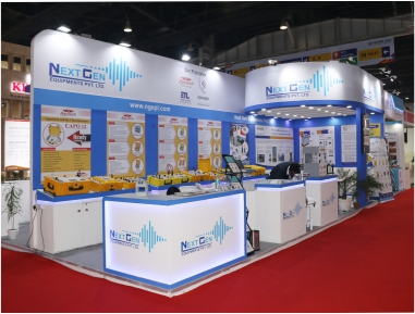 Next Gen 30 Sq. Mtr. Elecrama 2020, Greater Nodia