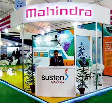 Modular Exhibition Stands Job : Panache india