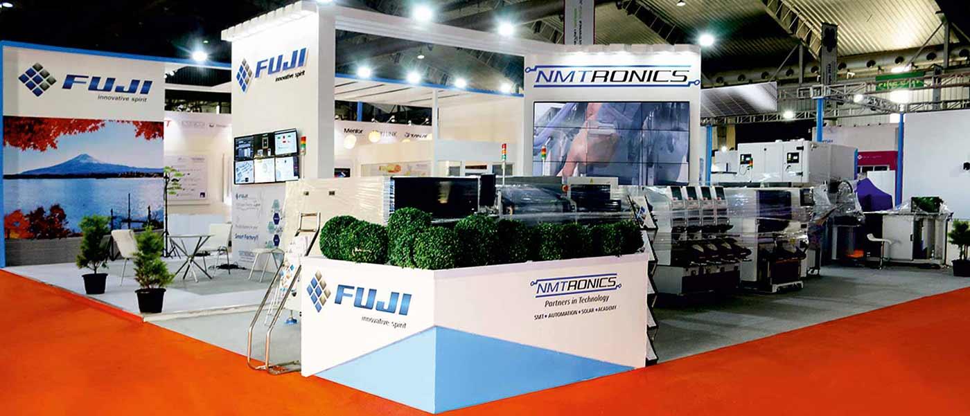 Exhibition Stall Designer and Stall Design Company in Delhi, India